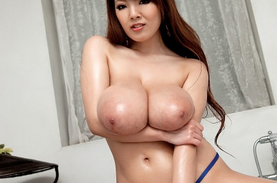 and nipples Big tits areolas puffy with