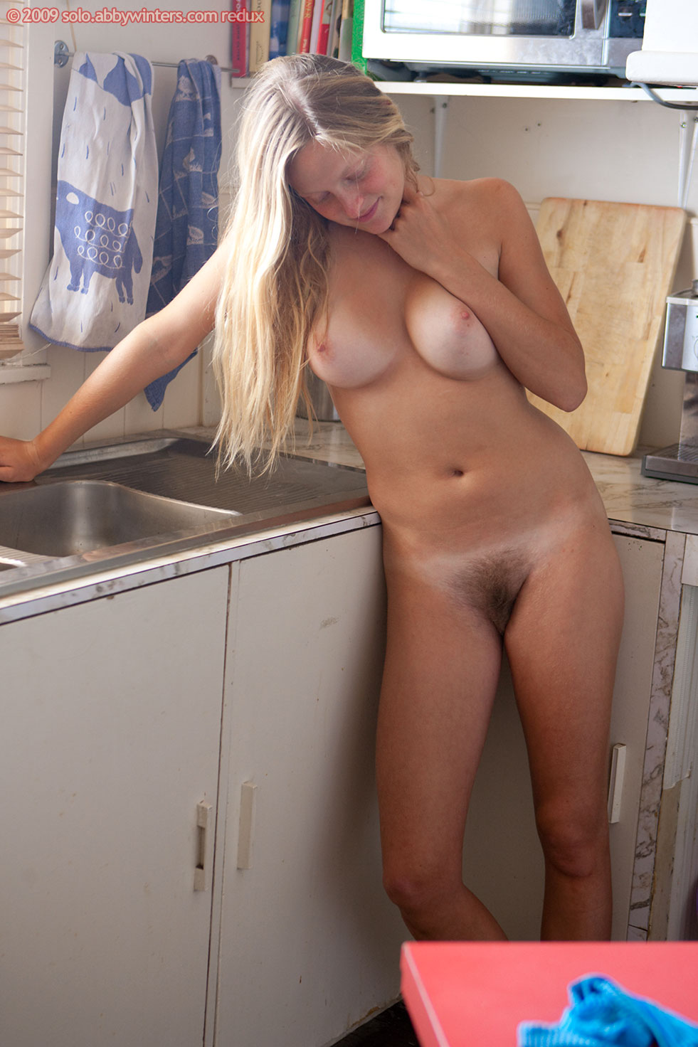 tits firm blonde