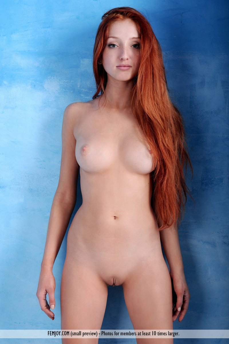 Congratulate, the petite redhead naked