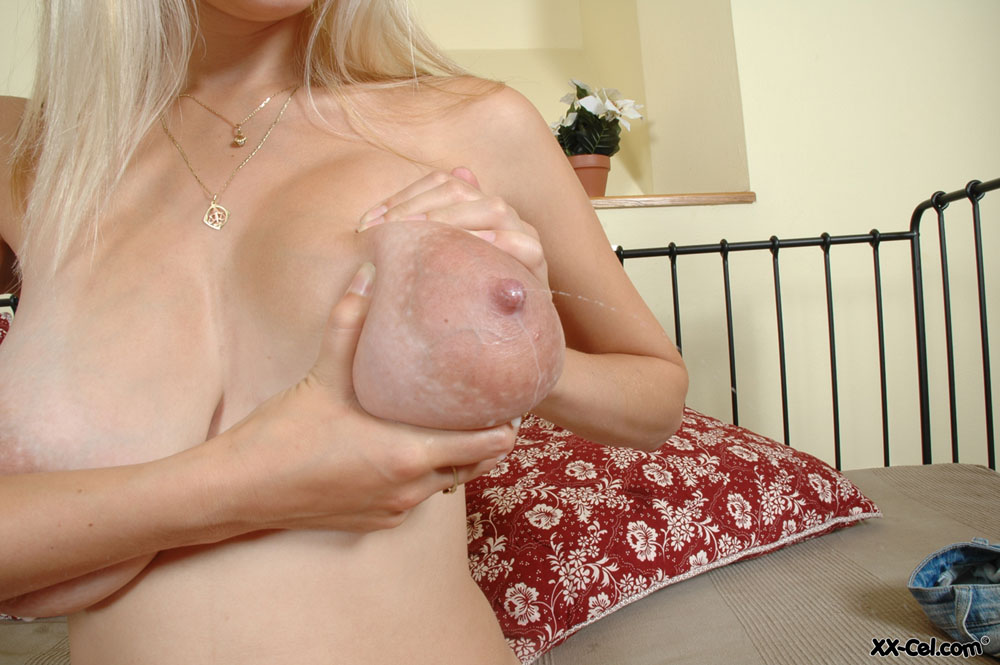 Big natural milky tits
