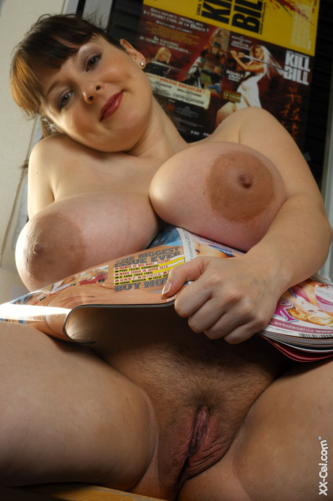 Girls with big areolas consider