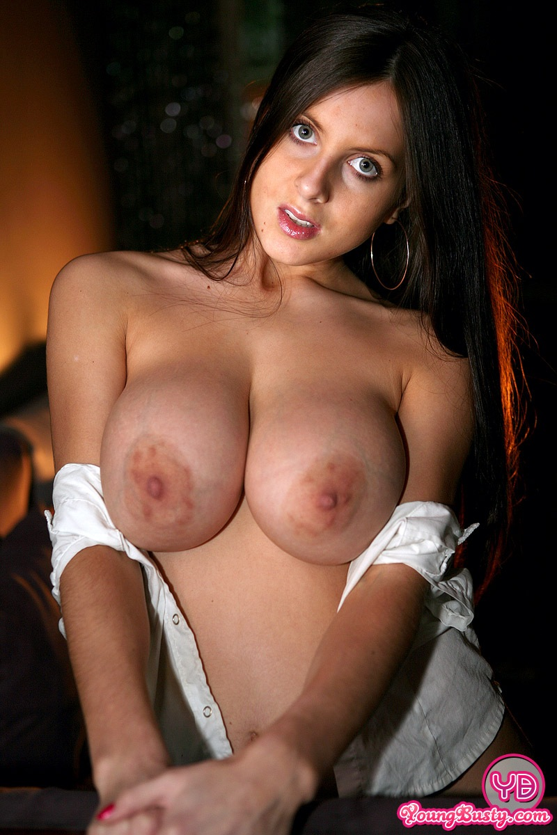 Busty Marina S Huge Areolas