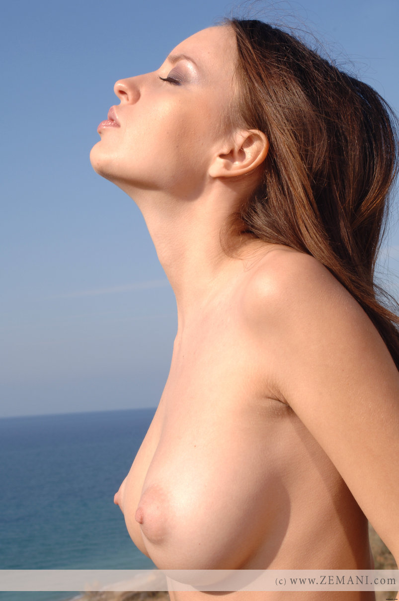 Girls with big puffy nipples